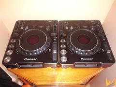 Pioneer DJM600-S + 2xPioneer CDJ 1000 MK III
