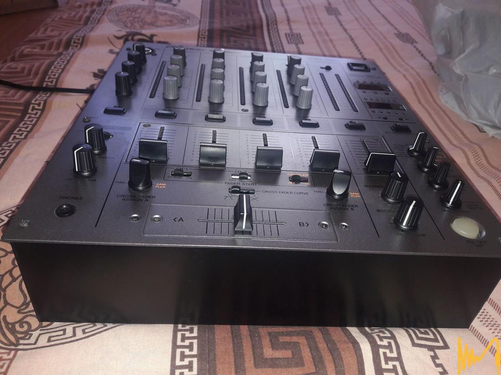 Pioneer DJM600-S + 2xPioneer CDJ 1000 MK III - 4/8