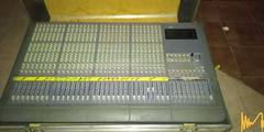 Таscam M2600 studio mixer 32x8x2 с твърд кейс