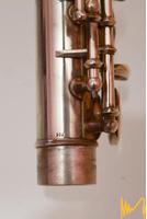 Професионална сребърна флейта Philipp Hammig