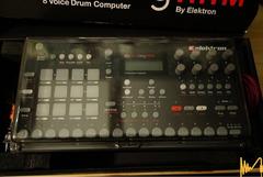 Elektron Analog Rytm Drum Machine Mk1 with PL2 Protective Lid