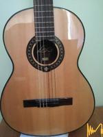 Класическа китара Лаг OC 80 размер 4/4