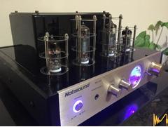 HiFi Stereo ''Nobsound'' MS-10D лампов усилвател-хибрид 2х25W