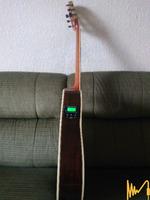 Китара ТЕНГЪЛУУД оригинална, тип кросоувър с пиезо електроника!
