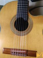 Майсторска класическа китара, ръчно изработена