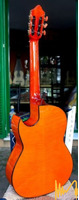 Juan Montes Rodriguez brand new flamenco guitar
