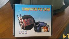 Behringer FCA202 + PCI Card USB2.0