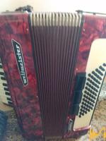 Оригинален акордеон Weltmeister Stella 60 баса