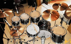 Пълен сет барабани и чинели Mapex Horizon HZB
