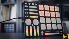 Keith McMillen QuNeo - MIDI контролер / дръмпад / клавиатура