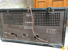 Millitary Радио NORA Berlin FW 69-H