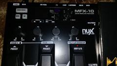 Процесор NUX MFX-10