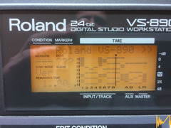 Roland VS-890 Digital Studio Workstation
