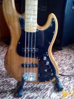 Продавам FENDER JAZZ Bass Marcus Miller  РЕПЛИКА